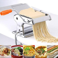 Gilingan Mie / Gilingan Molen Stainless / Pasta Maker / Alat Buat Mie