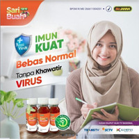 Minuman Sari Buah Asli SB-19 BioJanna Manggis Sirsak Original BPOM