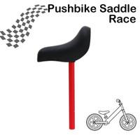 Saddle dan Seatpost Sadel Jok Sepeda Pushbike Balance Bike Anak