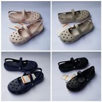 sandal selop Crocs wanita shayna SZ 36-40 ada 2 warna