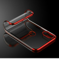CAFELE TRANSPARAN PLATING CASE FOR HUAWEI P20/P20 PRO/P20 LITE