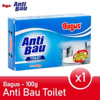 Bagus Anti Bau Toilet Penghilang bau Toilet 100 gr W-20312