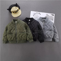 coat jaket anak/jaket winter anak /jaket tebal/fashion pria wanita - 2-3 tahun