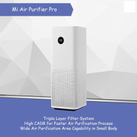Xiaomi Mi Air Purifier Pro Oled Display