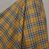 Kain Kotak Semi Wool (kuning,hitam,putih,merah)