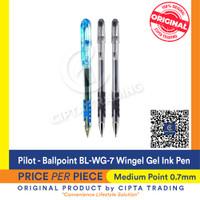 Ballpoint - Pilot - BL-WG-7 Wingel Gel Ink Pen (each) - Hitam