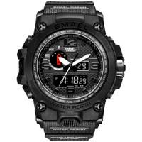 SMAEL Sport 1545DN 1545 Original Jam Tangan Pria Digital Dual Time