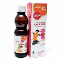 Curcuma plus grow emulsion strawberry 200ml