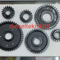 Gear set dongfeng S195 - 1100 - 1110 - 1115