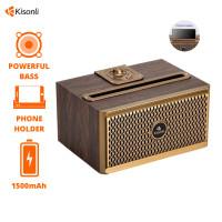KISONLI - Speaker Bluetooth Portable Retro Klasik - G1