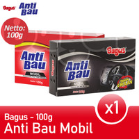 Bagus Anti Bau Mobil Penghilang bau Mobil 100 gr W-20316