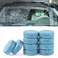Sabun Wiper Mobil Pembersih Kaca Tablet Sabun Biru Glass Cleaning