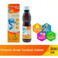 Curcuma plus grow emulsion orange 200ml