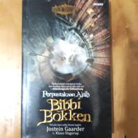 Buku original : Perpustakaan Ajaib Bibbi Bokken - Jostein Gaarder