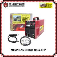 Mesin Las Rhino Travo Las Rhino MMA 300A 1 Phase