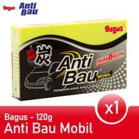 Bagus Anti Bau Mobil Penghilang bau Mobil 120 gr W-20317