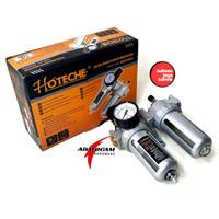 HOTECHE Double Air Control Unit Drat 1/2 Inch - Filter Udara Kompresor