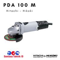 PDA100M / PDA 100 M Mesin Gerinda Tangan Hitachi Hikoki