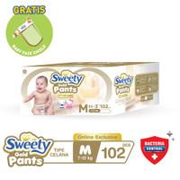 Sweety Gold Pants M 3x34s