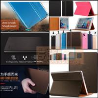 New iPad 5 2017 9.7 Gen-5 LUXURY KAKUSIGA Carbon Fiber Flip Cover/Case