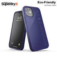 Casing iPhone 12 Mini Superdry Eco Friendly Snap Case - Navy