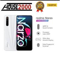 REALME NARZO 4/128 RAM 4GB ROM 128GB HITAM