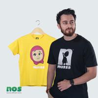 Nussa - Sale Akhir Tahun Kaos Dewasa Free Kaos Anak