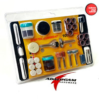 Solid 105 pcs Aksesoris Mini Die Grinder Mata Bor Tuner Bor Accesories