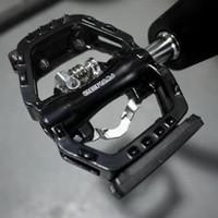 ZERAY Pedal Sepeda Lipat MTB Self Locking PD Alumunium Gowesan ZP109S