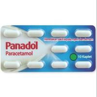 Panadol Paracetamol BLISTER Biru Merah Hijau panadol extra