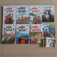 Paket PJB 1-6 Komik Pengen Jadi Baik 6 Jilid 1 2 3 4 5 6 Lengkap BONUS