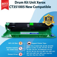 Drum Unit Compatible DR1000 DR1080 Brother HL-1110 TN1000 Xerox P115