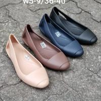 Sepatu Crocs sienna flat Sz 36-40