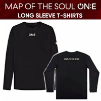 BM - Kaos Lengan Panjang BTS Map Of The Soul One Concert Baju Kpop BBW