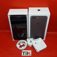 iPhone 7 plus / 7+ bekas - mulus second, BATANGAN 32GB