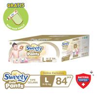Sweety Gold Pants L 3x28s