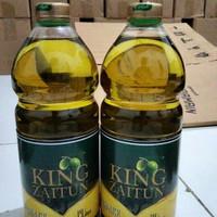 Minyak Zaitun KING ZAITUN POMACE 1 liter Syifa   Menajaga Kesehatan