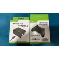 MIMD Battery Pack Play & Chagre Kit for Xbox one Controller SND-2023T