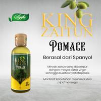 King Zaitun Pomace 60ml Syifa   menajaga Kesehatan