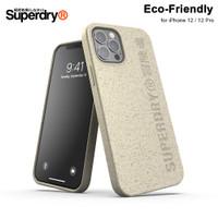 Casing iPhone 12 / 12 Pro Superdry Eco Friendly Case - Beige