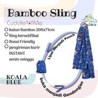 Ring Sling Bamboo Cuddle me gendongan bayi