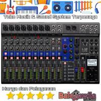 Mixer Digital Zoom LiveTrack L-12 L12 12Channel Digital Mixer Record