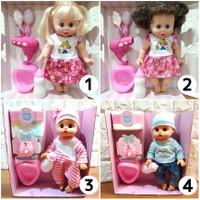 Mainan Anak Boneka Baby Alive Bisa Pipis Dan Nangis