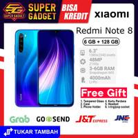 XIAOMI REDMI NOTE 8 RAM 6/128 RAM 4/64 GARANSI RESMI