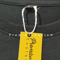 Kaos Polos Cotton Combed 24s Lengan Pendek - S