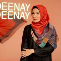 Hijab Deenay X Zaskia Sungkar Sparkle Red