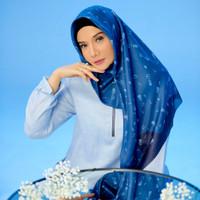 Hijab Deenay X Zaskia Sungkar Laria Blue