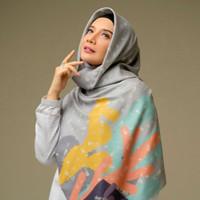 Hijab Deenay X Zaskia Sungkar Laria Grey