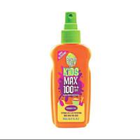 Beach Hut Kids Spray Sunblock Spf65 150ml