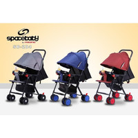 SPACE BABY STROLLER 204